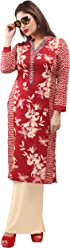 Unifiedclothes Women Fashion Pakistani Indian Kurti Tunic Kurta Top Shirt Dress 153B