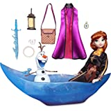 Disney Anna Classic Doll Adventure Play Set – Frozen 2