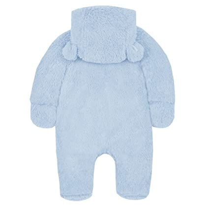 718a74c9a big sale 36df0 6a9d2 metzuyan unisex baby fluffy pram suit with hood ...