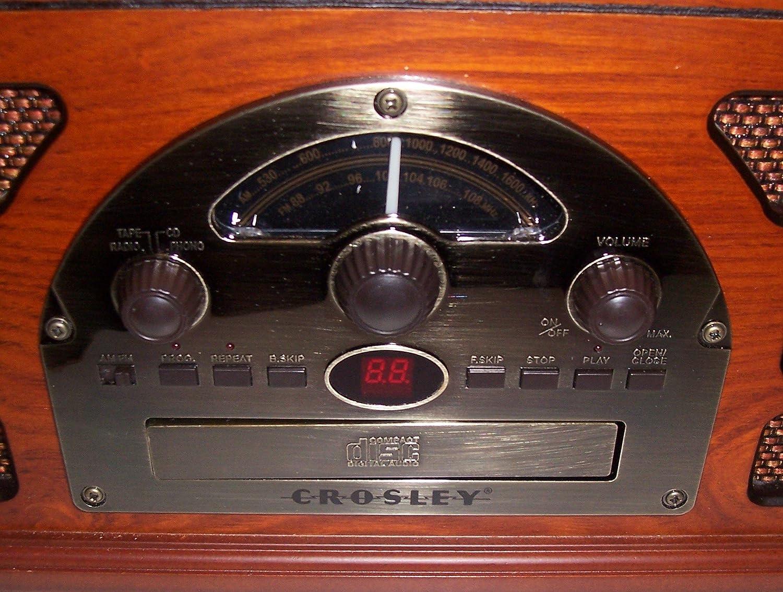 Zyon Z660 - Radio AM/FM, reproductor de CD y de cintas de ...