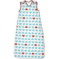 英国 Grobag SimplyGro(升级版) 婴儿睡袋 红蓝汽车 1.0托格 (18-36个月) AAE4287