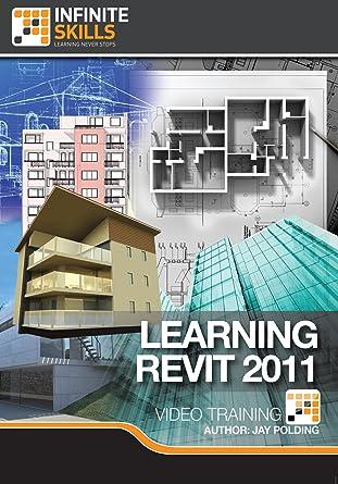 Amazon com: Learning Revit Architecture 2011 - Training