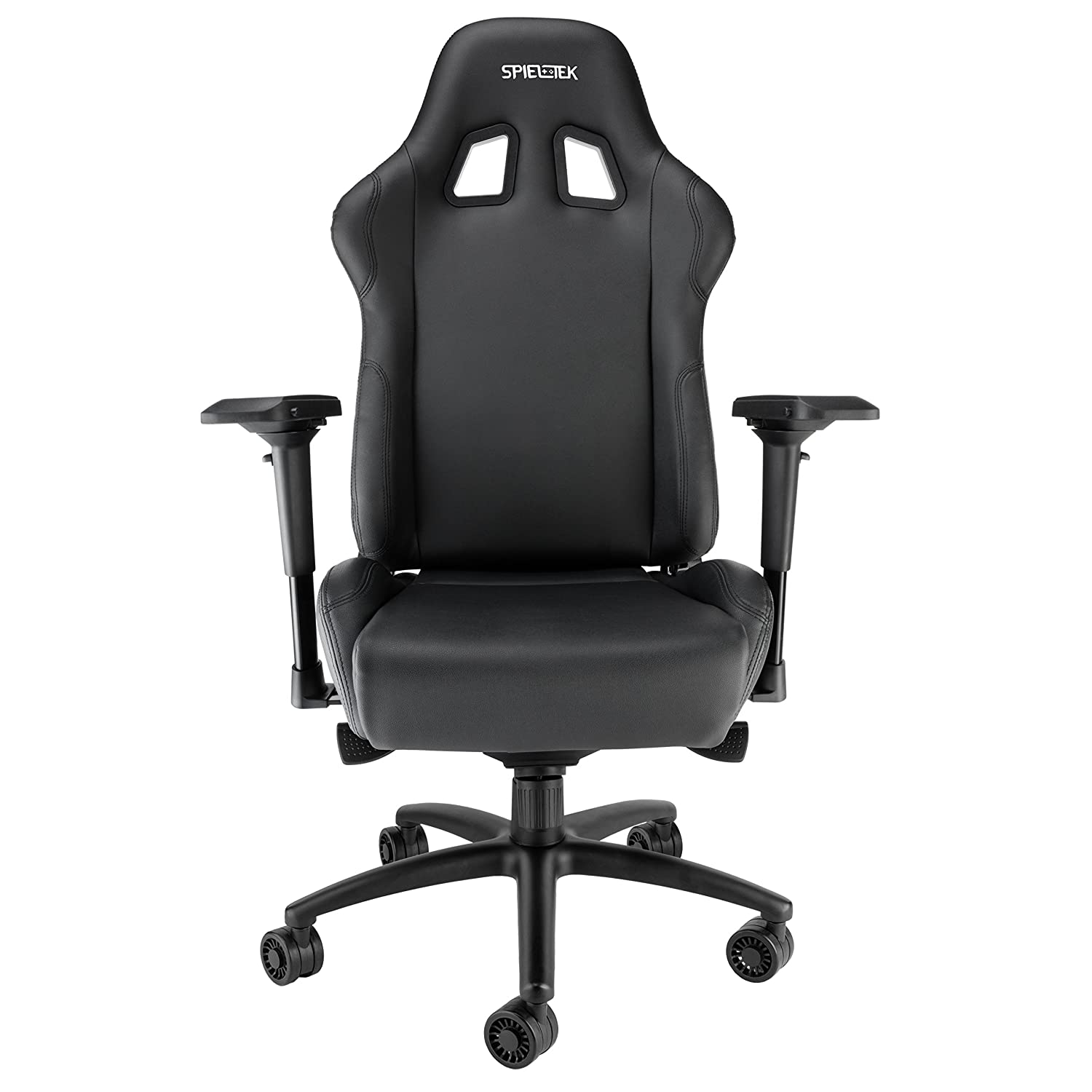 Amazon.com: Spieltek Bandit XL Gaming Chair (Black): Kitchen ...