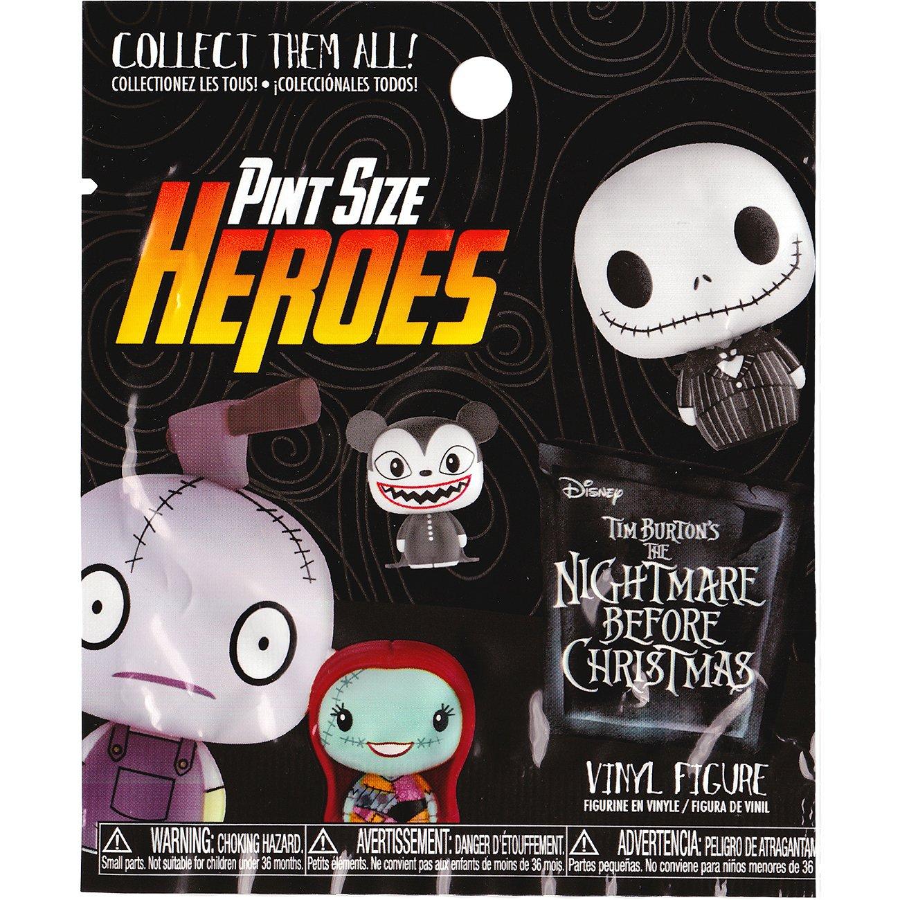Funko Pint Size Heroes x The Nightmares Before Christmas Micro Vinyl Figure 15049 Vampire Teddy