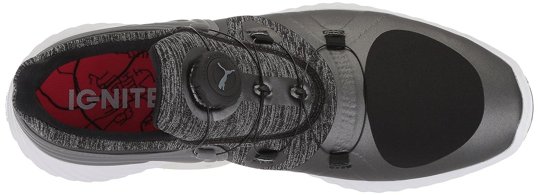 PUMA Women's Ignite Blaze Sport Disc Golf Shoe B074ZHMDQ3 7.5 B(M) US|Black/Steel Gray