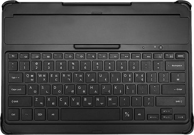 Samsung Galaxy Note Pro/Tab Pro 12.2 Teclado Bluetooth caso negro (ee-cp905kbkg – Samsung Corea modelo)