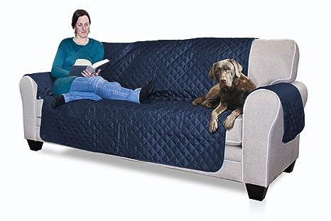Enjoyable Home Decor Slipcovers Furhaven Pet Furniture Cover Diablos Ch Machost Co Dining Chair Design Ideas Machostcouk