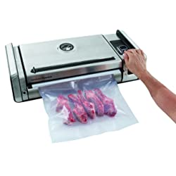Game Saver Food Saver Titanium Vacuum Sealer System