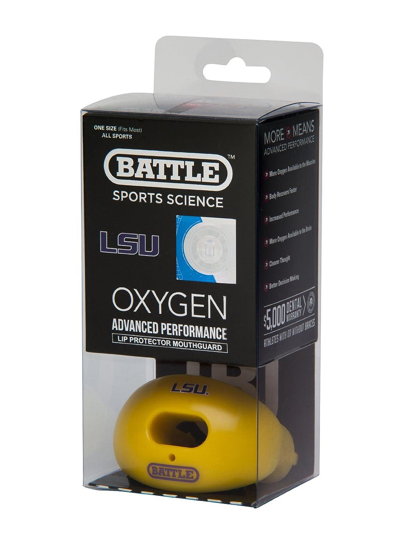 NCAA Oxygen Lip Protector Mouthguard