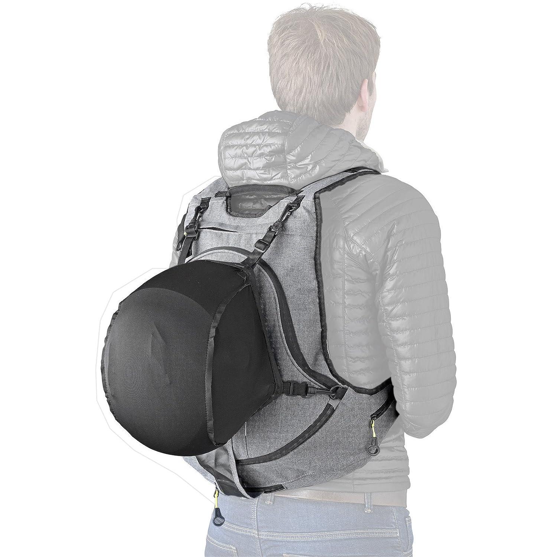 de Chargement 3 kg Givi EA104GR Easy-Bag-Sac /à Dos Gris Fait de Cordura de Volume 22-26 L//capacit/é Max