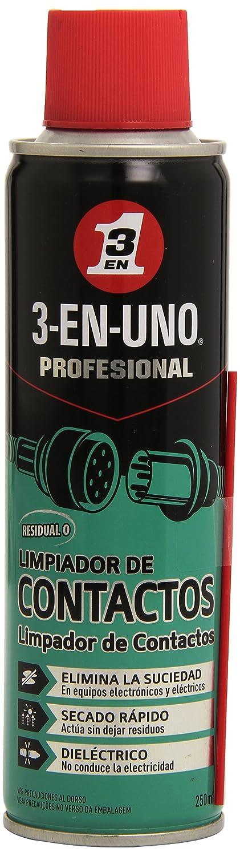 3 En 1- Limpia Contactos 3 En 1 Profesional 250Ml. 34474: Amazon.es: Industria, empresas y ciencia