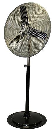 Maxxair Hvpf 30 Ups 30 Inch Heavy Duty Three Speed Pedestal Fan