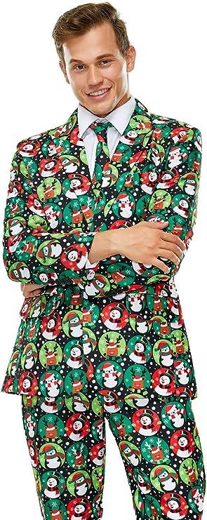 Ugly - Traje de Navidad para hombre en diferentes diseños ...