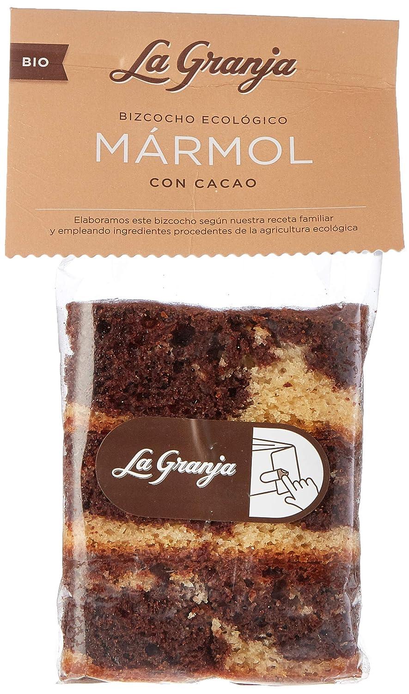 La Granja Bizcocho Marmol Chocolate 300 g: Amazon.es ...