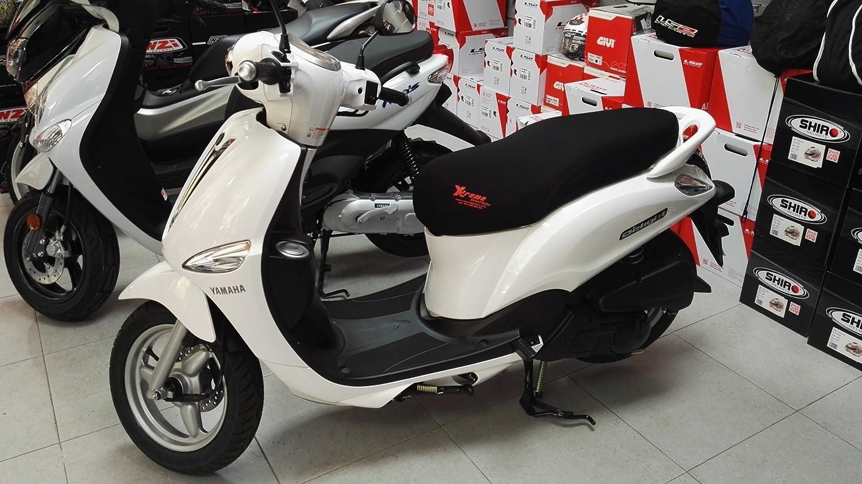 Funda Cubre Asiento Scooter o Moto Yamaha Delight 125cc: Amazon.es: Coche y moto