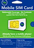 Good2go Mobile SIM Card for Unlimited Talk & Text