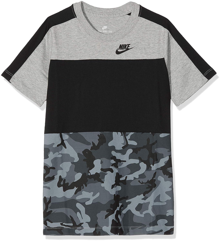 Nike Children's AOP Camo T-Shirt 923664-063