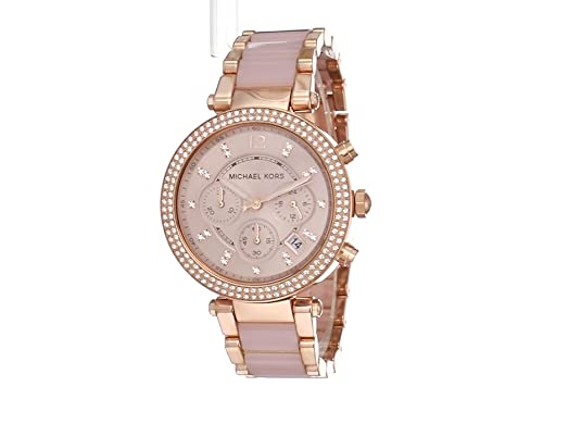 Michael Kors Parker Reloj de Acero Inoxidable
