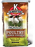 Kalmbach Feeds All Natural Flock Grower Crumble, 50 lb