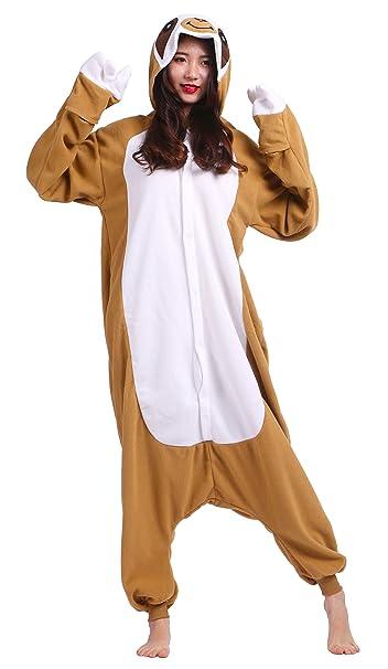 Cosplay Animales Pijamas Mujer Invierno Novedad Navidad Traje Disfraz Adulto Dragón Morado