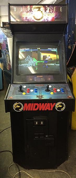Amazon.com: Mortal Kombat 3 Ultimate Arcade Game: Sports & Outdoors