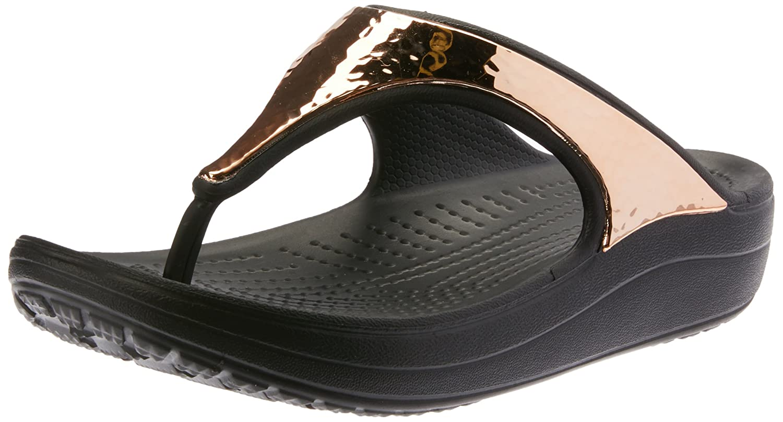 Crocs Sloane HammeROT Metallic - Flips W - Metallic 2255a8