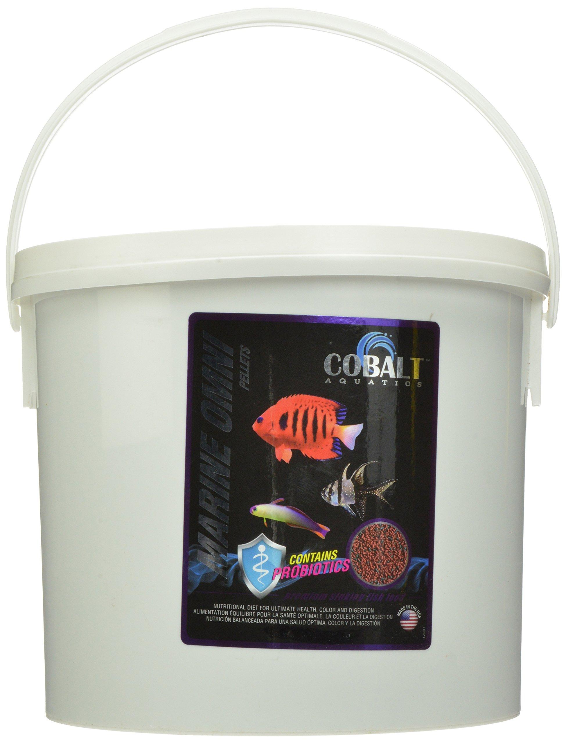 Cobalt Aquatics Marine Omni Pellet, 8 lb