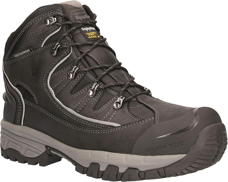 RefrigiWear Men's Frostline Hiker Waterproof Insulated Work Boots