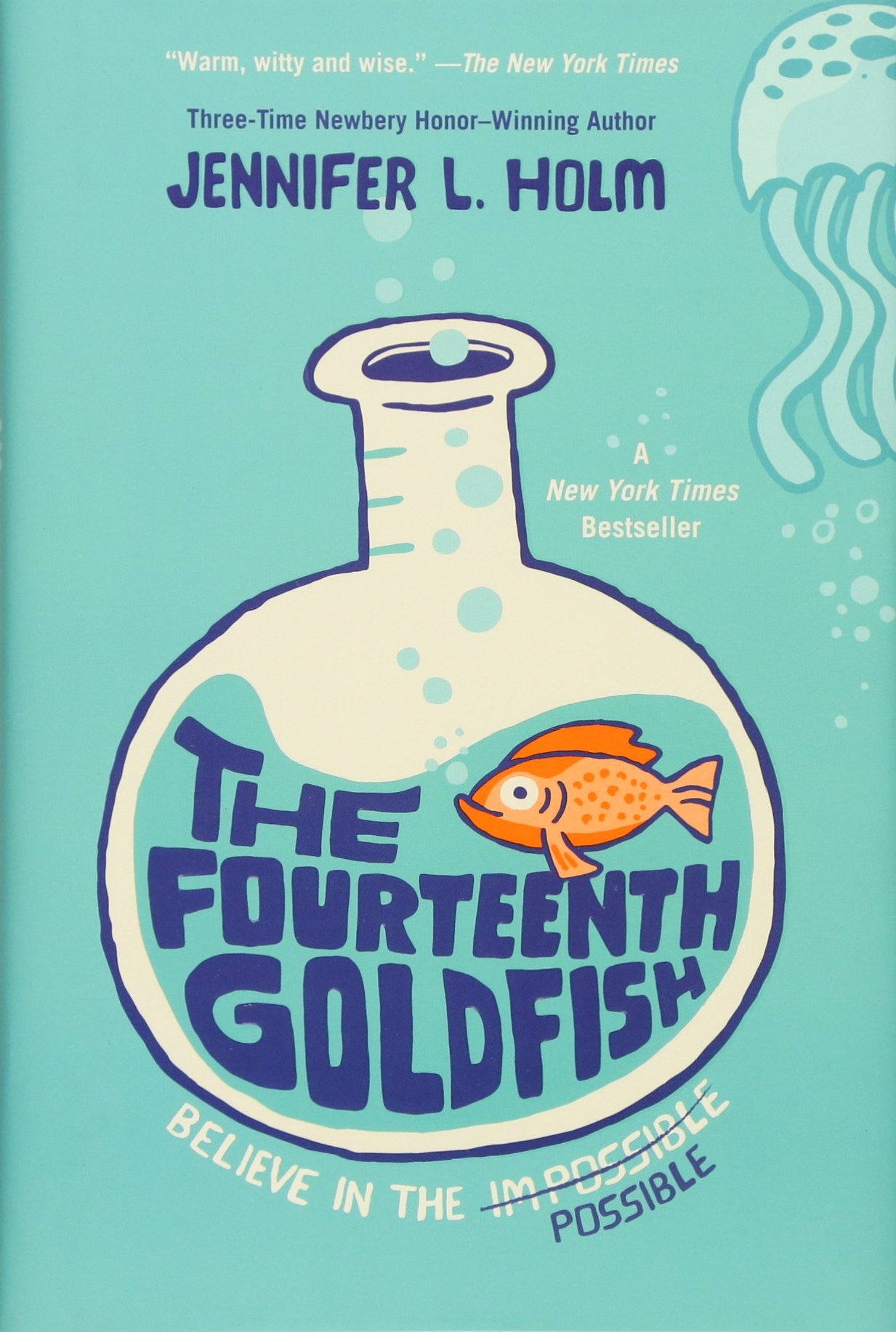 Fourteenth Goldfish Jennifer L Holm product image