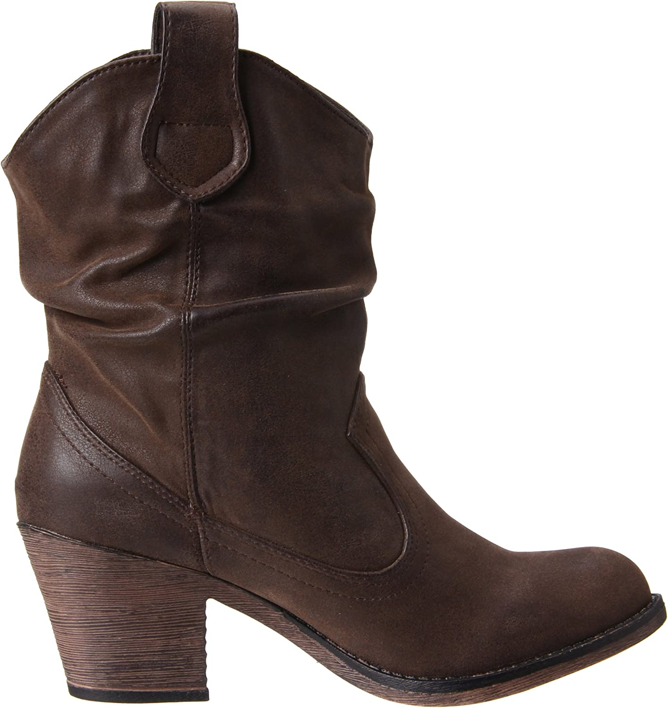 Rocket Dog Womens Sheriff Saloon Western Boot