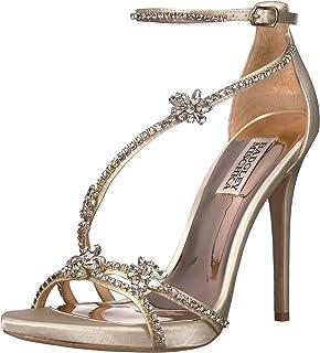 529ffd242b0 Amazon.com  Badgley Mischka Women s Munroe Heeled Sandal  Shoes