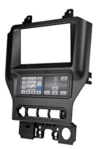 SCOSCHE ITCFD05B 2015-Up Ford Mustang Integrated Touchscreen Control ITC 2.0 Solution Dash Kit