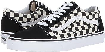 d75af58facb Vans Unisex Old Skool (Primary Check) Skate Shoe