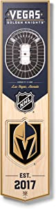 YouTheFan NHL 3D Stadium Banner, 8 x 32 Inches