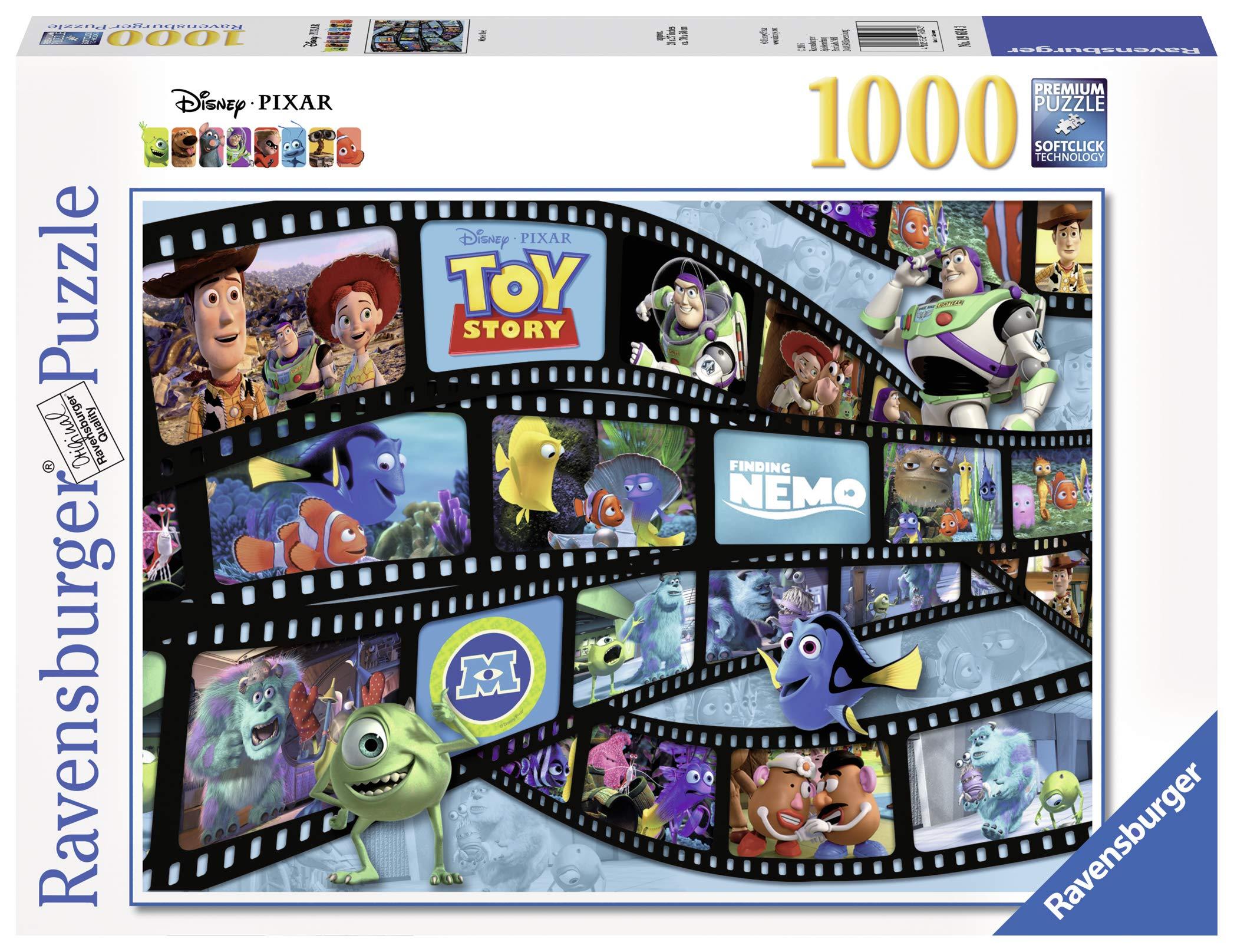 Puzzle Disney Pixar Movies Ravensburger
