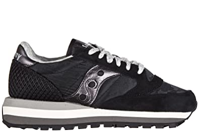 29fecc29b94d Sneakers Saucony Jazz Triple nera camouflage e metallizzato  Amazon.co.uk   Clothing