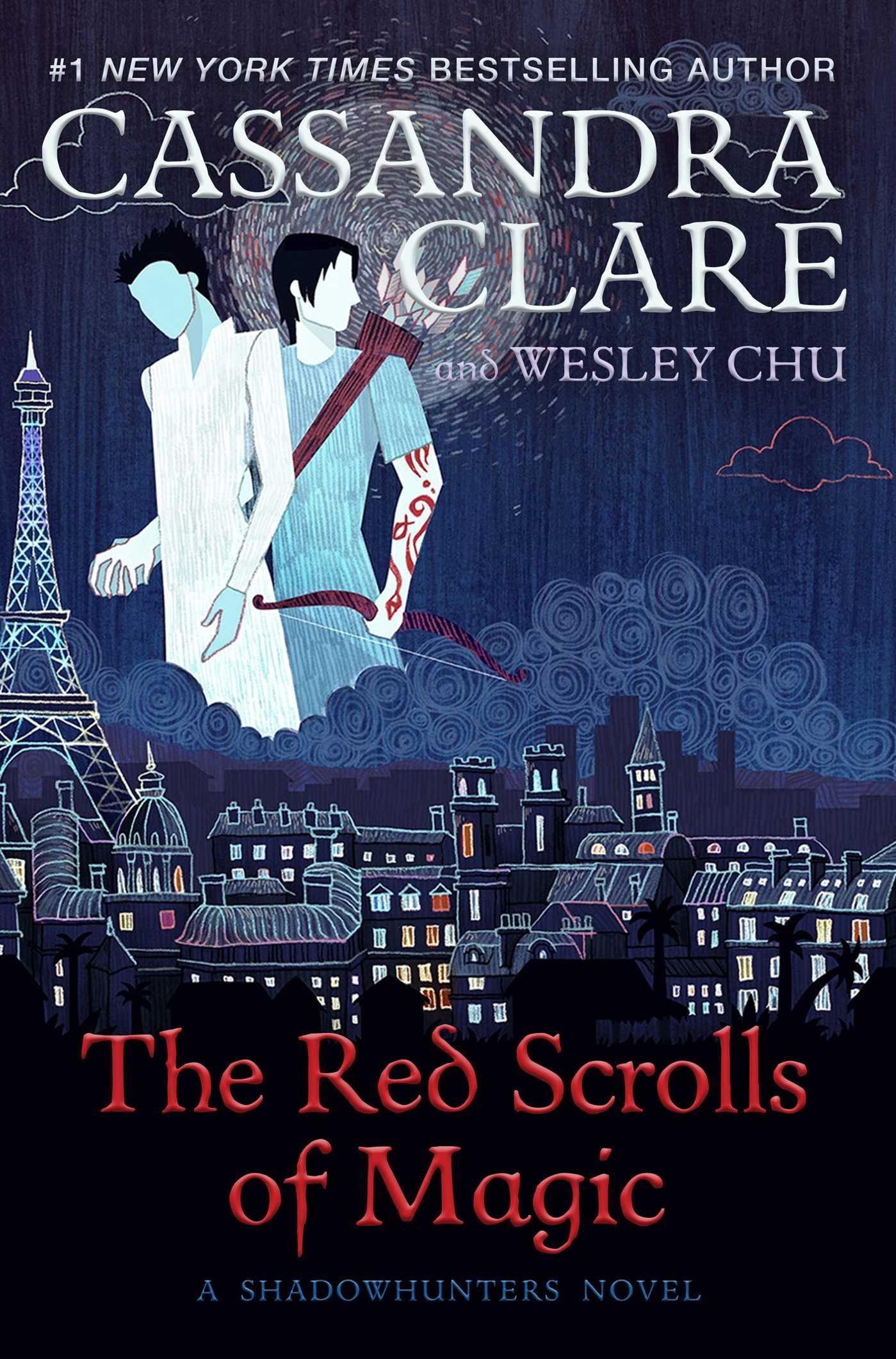 The Red Scrolls of Magic (The Eldest Curses): Amazon.es: Cassandra Clare,  Wesley Chu: Libros en idiomas extranjeros