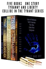 Whiskey Black Book Set: The Complete Tyrant Series (Box Set 1) Kindle Edition