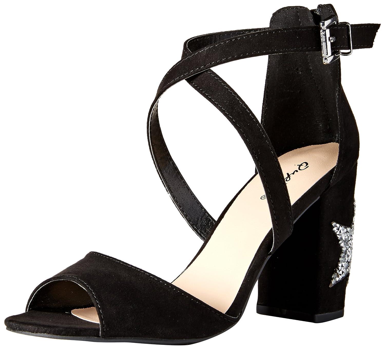 13863e44cbf Qupid Women's CHESTER-132 Heeled Sandal