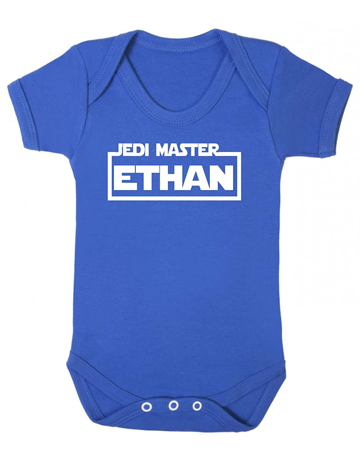 Jedi in Training Star Wars Inspired Baby Vest Hat and Bib Set Baby gifts