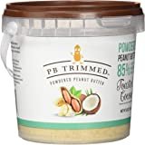 Powdered Peanut Butter (Toasted Coconut, 6.5 Oz) PB Trimmed