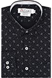 Arihant Printed 100% Cotton Half Sleeves Regular Fit Formal Shirt for Men