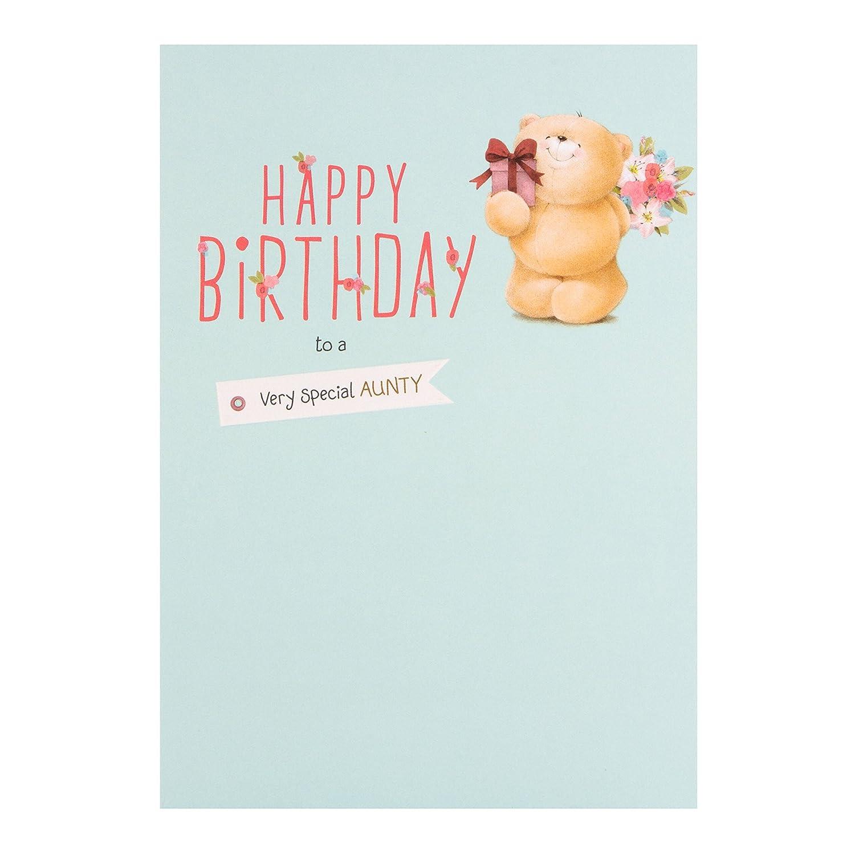 Amazon Hallmark Birthday Card For Aunty Very Special