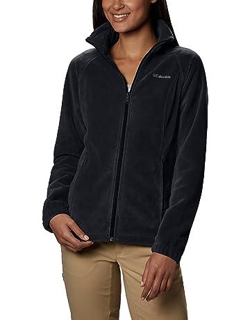 407c76ecfe6 Columbia Women s Plus-Size Benton Springs Full-Zip Fleece Jacket
