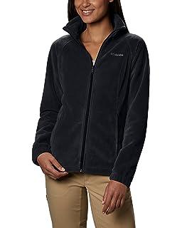 e75e6a685f7 Columbia Women s Plus-Size Benton Springs Full-Zip Fleece Jacket