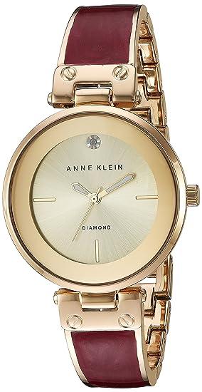1f6b98fe811d Anne Klein AK2512BYGB Reloj de Diseñador para Mujer  Anne Klein ...