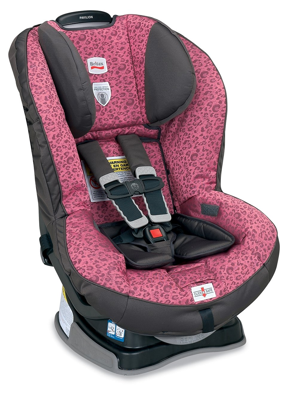 Amazon com britax pavilion g4 convertible car seat cub pink prior model baby