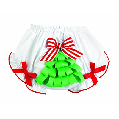 Christmas Tree Bloomers Size 12-18 Months - 130061