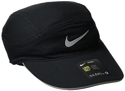 Nike W Nk Arobill TW Elite Gorra, Mujer, Negro Black, Talla Única