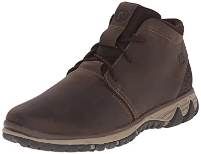 Merrell All Out Blazer Chukka, Herren Chukka Boots, Braun (Clay), 40
